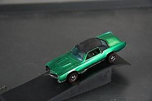 Hot Wheels Redline Custom Eldorado Gree