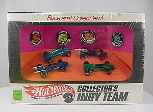 Hot Wheels Redline Indy Team