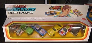 1974 Hot Wheels street machines white