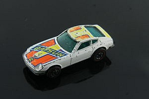 Hot Wheels White Z Whiz