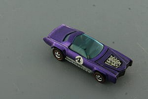 Hot Wheels Redline Sugar Caddy Purple