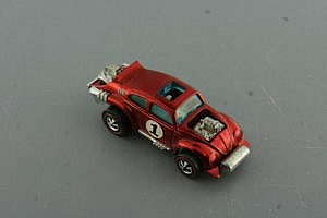 Hot Wheels Redline Evil Weevil Red