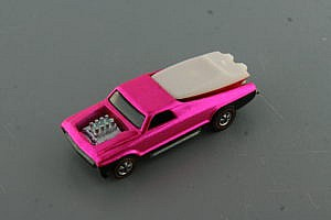 Hot Wheels Sea Sider Hot Pink