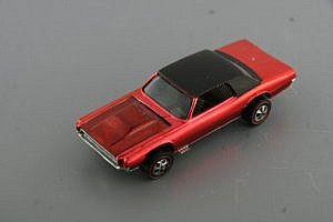 Hot Wheels Custom T-Bird RED