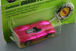 Hot Wheels Redline Hot Pink Ferrari 312 P