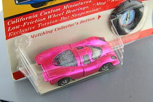Hot Wheels Redline Porsche 917 Hot Pink