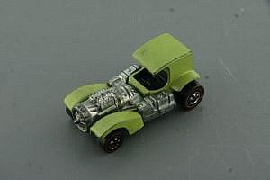 Hot Wheels Redline Superfine Turbine foam gree