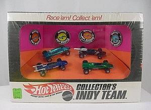 Hot Wheels Redline Indy Team