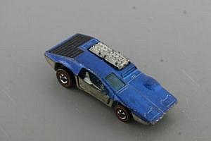 Hot Wheels Redline Side Kick Blue