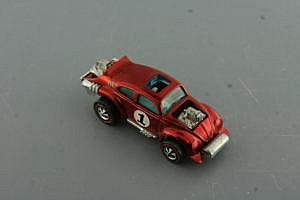 Hot Wheels Redline Evil Weevil Red
