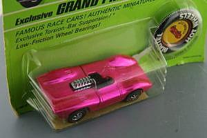 Hot Wheels Redline Hot Pink Ferrari 312 P