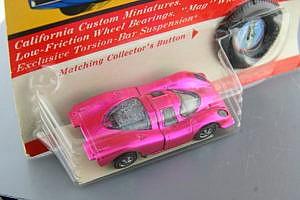 Hot Wheels Redline Porsche 917 Hot Pink